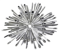 cutlery set for 12 persons (set of 72) by carl auböck