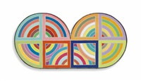frank stella #63 by richard pettibone