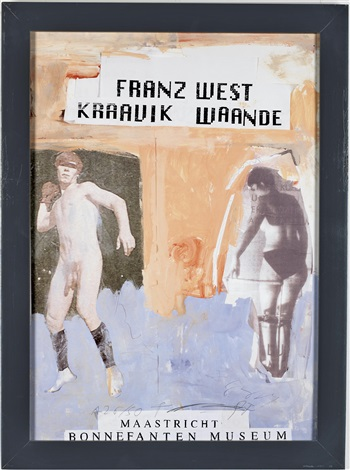 kraavik waandemaastricht bonnefanten museum by franz west