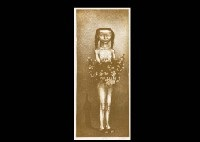 standing girl (+ 3 girls, smllr; 2 works) by masayoshi aigasa