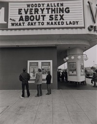 woody allen, everything about sex by bill owens