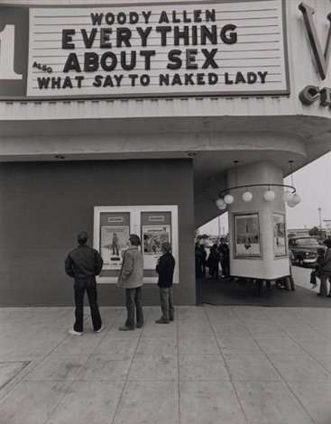 woody allen everything about sex by bill owens