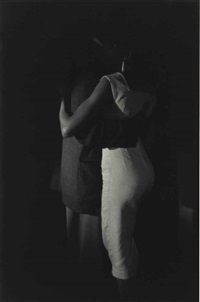 couple dancing by roy decarava