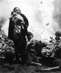 untitled (homage to the spanish civil war) by lejaren à hiller