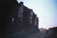 twilight at the arena, arles, france by nan goldin