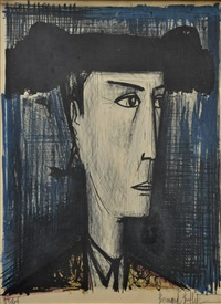 torero by bernard buffet
