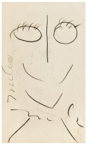 self portrait by miles davis