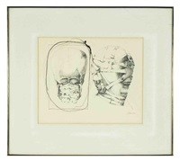 untitled (head) by nancy grossman