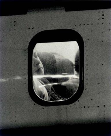 untitled, passenger #10 by john schabel