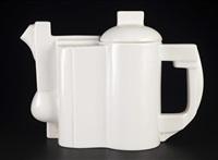 suprematist teapot by kazimir malevich