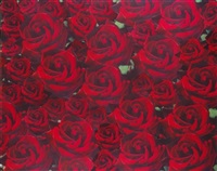 untitled (red roses) by peter dayton