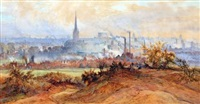 prospect of norwich by charles earle
