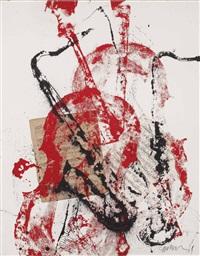 concerto en couleurs by arman