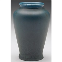 vase by grand feu art pottery