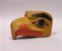 raven mask by reg davidson