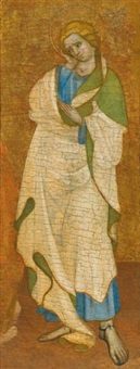 saint john by master of borgo alla collina