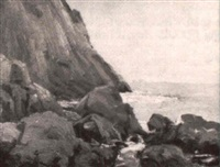 the rocky inlet by fred g. quimby