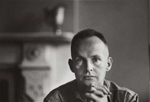 portrait of henri cartier bresson new york by beaumont newhall