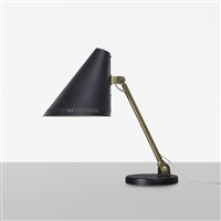 table lamp, model 9222 by paavo tynell
