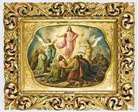 jézus feltámadása by károly jacobey