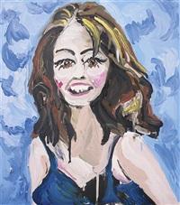 christine keeler by stella vine