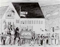 funérailles maçonniques by sénèque obin