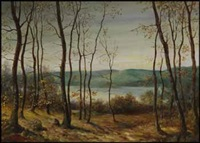 fall, qu'appelle valley by henry metzger