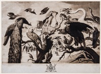 a concert of birds by richard earlom