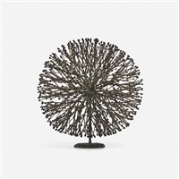 untitled (bush form) by harry bertoia