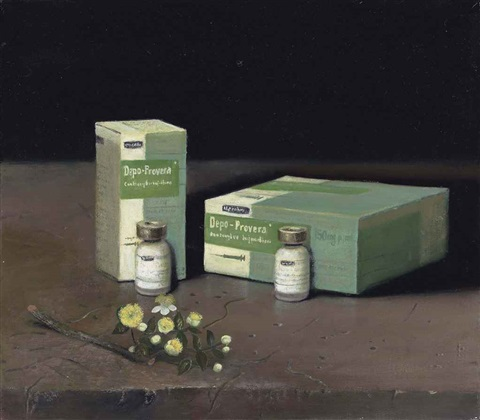depo provera by ged quinn