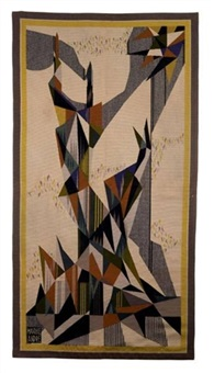tapestry by maurice andre