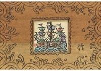 european ship by sumio kawakami