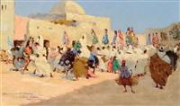 la sortie du sultan à meknès by felipe barantes abascal