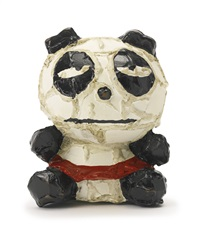 pandaba by tom sachs