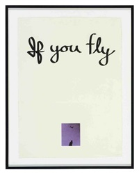 if you fly by chris burden