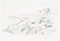 mind breath drawings (10) by julie mehretu