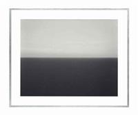 marmara sea, silivli by hiroshi sugimoto