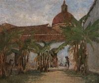 mexican quarters, cuernavaca by helen maria turner
