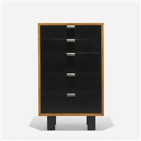 cabinet, model 4610 by george nelson & associates