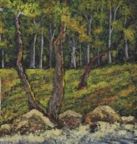 el bosque by joaquín clausell