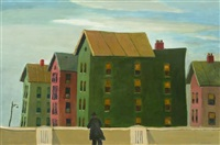 row houses by harold noecker