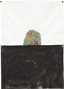 artwork by richard tuttle