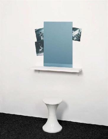 la loge numero bleu by dominique gonzalez foerster