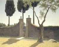 il cancello by memo vagaggini