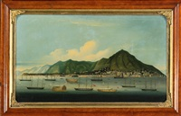 a view of victoria harbor by anonymous (19)