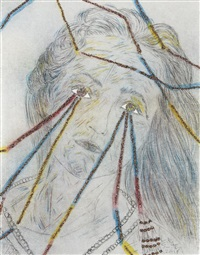 summer night (from skowhegan portfolio no. 1) by kiki smith