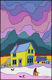 jan's place by ted harrison