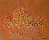 composition abstraite by dikran daderian