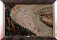 le vélodrome by paul daxhelet