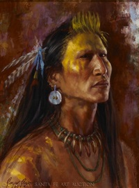 power of the sun - blackfoot by james ayers